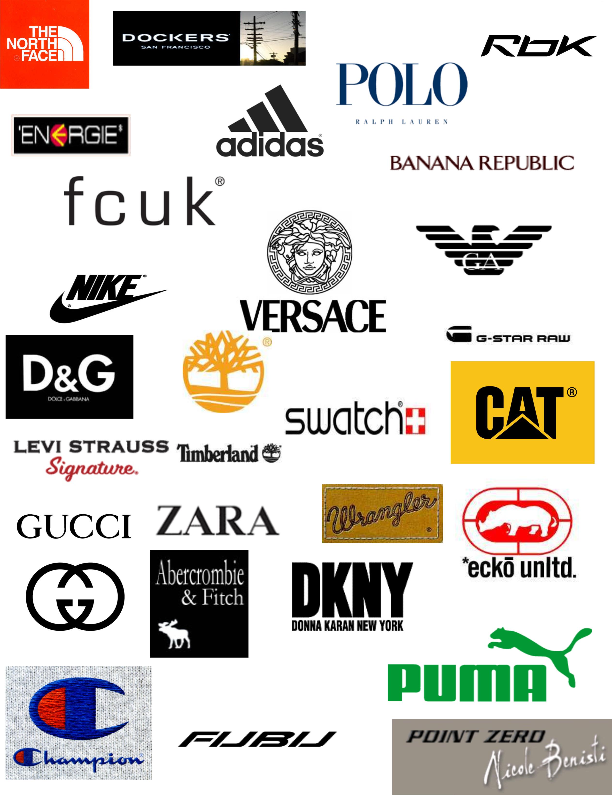 значки известных брендов одежды фото даже неудобное