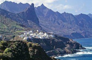 Taganana. Tenerife. Canary Islands. Spain
