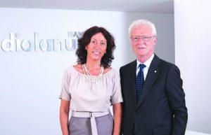 pag03_Vittorio Colussi_Consejero Delegado de Banco Mediolanum y Samanta Sanchez_Family Banker