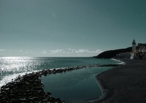 scorcio spiaggia tenerife