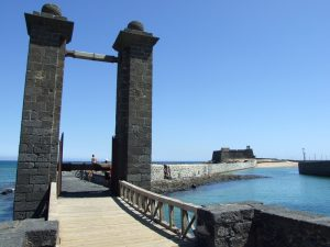 Castillo de San Gabriel - Arrecife - Lanzarote - Foto di Cristiano Collina