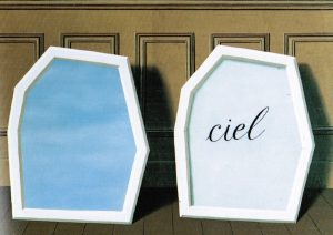 magritte-_the-palace-of-curtains_-1929